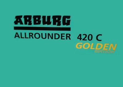 ARBURG 420 C