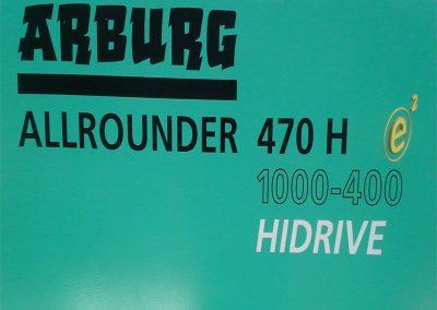 arburg 470 H
